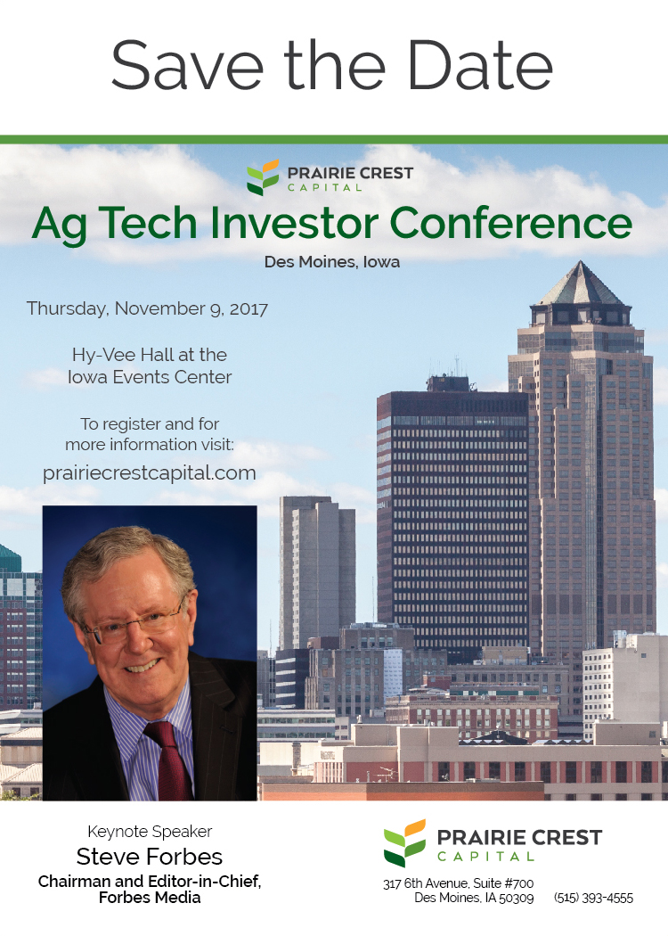 Ag Tech Investor Conference 2017